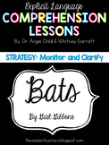 Bats by Gail Gibbons - Monitor and Clarify Comprehension Lesson