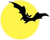 Bats in the Sky Smartboard Attendance