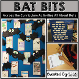 Bats Math and Literacy Activities
