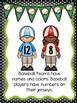Batter Up! Baseball Craftivity for Little Kids