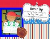 Batter Up! (Fact Family Craftivity)