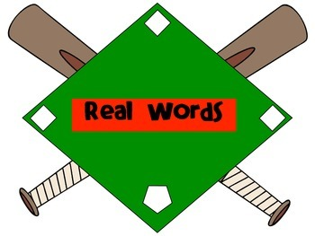 Batter Up: Real or Non-Sense Words