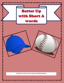Batter Up ( Short A word Work )