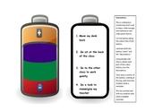 Battery Interactive Behaviour Chart