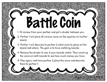 Battle Coin (2.MD.8)