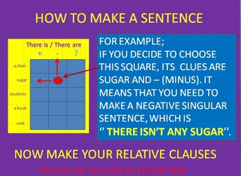Battle Game for Relative Clauses (expert mode)