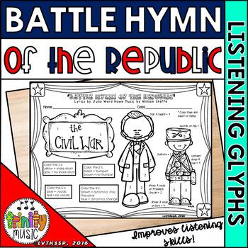 Battle Hymn of the Republic (Listening Glyphs)