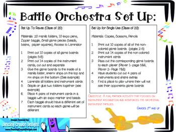 Battle Orchestra