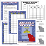 Battle Words: Spelling and High Frequency Word Game