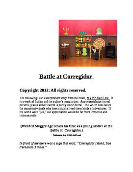 """Battle for Corregidor (A Story from World War II)"" New Book Trailer"