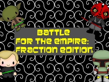 Battle for the Empire:  Fraction Edition