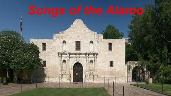 Battle of Alamo Music Comparison
