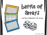 Battle of Arrays (Multiplication Activity)