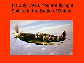 Battle of Britain Empathy Exercise