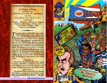 Battle of Fallen Timbers--Comic Book!
