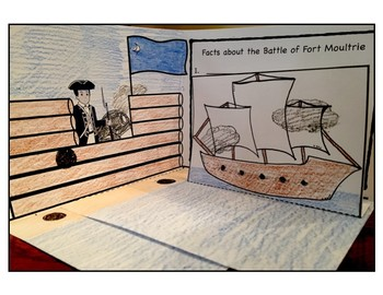 Battle of Fort Moultrie Diorama