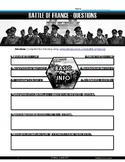 Battle of France during World War II - Questions/Webquest