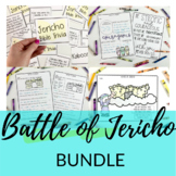Battle of Jericho BUNDLE || Activities, Games, and Colorin