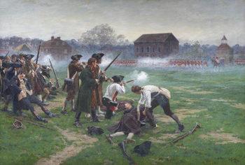 Battle of Lexington Crime Scene Investigaion
