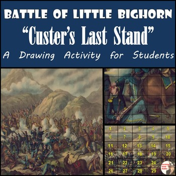 "Battle of Little Bighorn - Recreating the ""Custer's Last S"