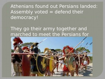 Battle of Marathon - Ancient Greece