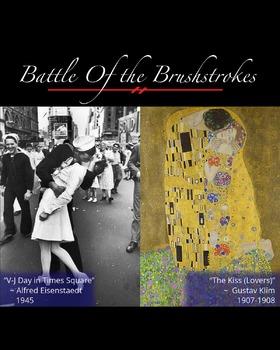 Battle of The Brushstrokes: Lovers