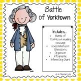 Battle of Yorktown Mini-Unit Printable Activities with Google Slides