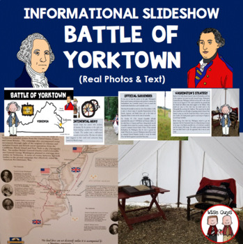 Battle of Yorktown Slide Show