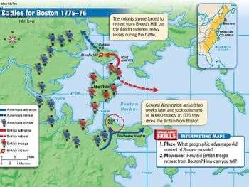 American Revolution: Battle of (or Fortification of) Dorchester Heights