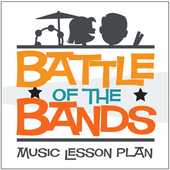 Battle of the Bands | Music Lesson Plan (Rhythm)