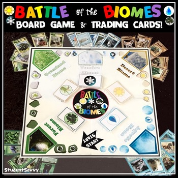 Biomes Game - Full Set!