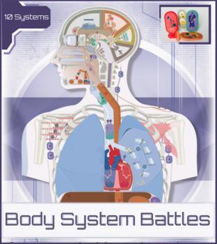 Body System Battles - Bundle