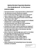 Battle of the Books 2016 Preparation Finn Family Moontroll