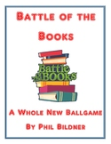 Battle of the Books: A Whole New Ballgame by Phil Bildner