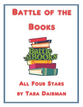 Battle of the Books: All Four Stars by Tara Dairman
