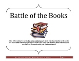 Battle of the Books - Boy of the Painted Cave