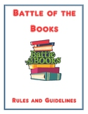 Battle of the Books Guidelines