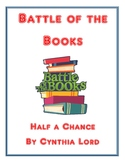Battle of the Books: Half a Chance by Cynthia Lord