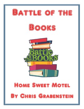 Battle of the Books: Home Sweet Motel by Chris Grabenstein