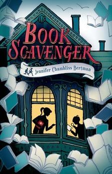 Battle of the Books / Novel Study: BOOK SCAVENGER by Jennifer Chambliss Bertman