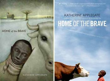 Battle of the Books / Novel Study: HOME OF THE BRAVE by Katherine Applegate