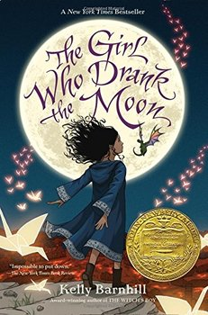 Battle of the Books / Novel Study: THE GIRL WHO DRANK THE MOON by Kelly Barnhill