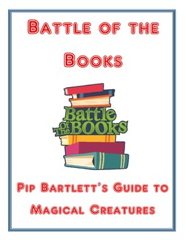 Battle of the Books: Pip Bartlett's Guide to Magical Creatures by Jackson Pearce