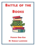 Battle of the Books: Podkin One-Ear by Keiran Larwood