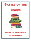 Battle of the Books: Pugs of the Frozen North by Philip Reeve