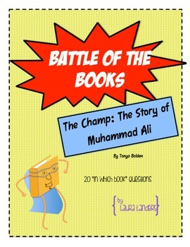 """Battle of the Books Question Set: """"The Great Wall of Lucy Wu"""""""