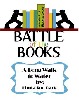 Battle of the Books Questions: A Long Walk to Water by Linda Sue Park