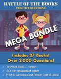 Battle of the Books Questions: MEGA BUNDLE (27 Books!)