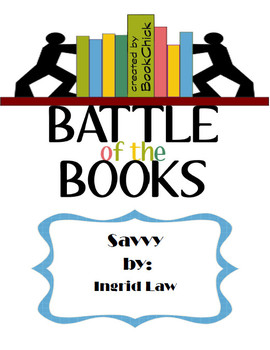 Battle of the Books Questions: Savvy by Ingrid Law