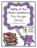 "Battle of the Books Questions: ""The Hunger Games"", by S. Collins"